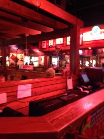 Harvey, LA: the restaurant