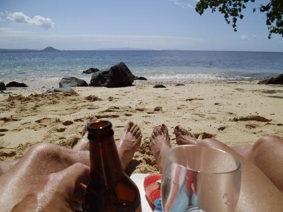 Qamea Resort And Spa Fiji: Honeymoon Beach