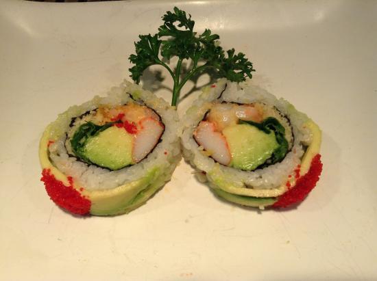 Soho Sushi Lounge: Spicy tuna