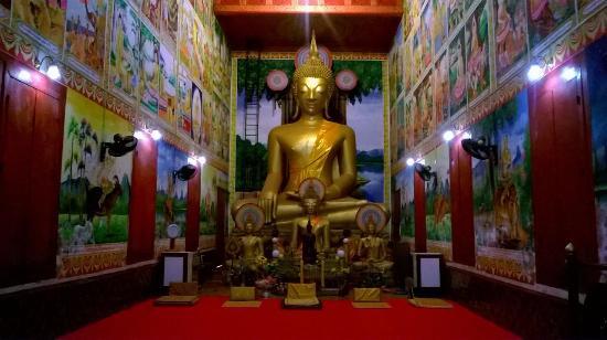 Wat Mixay : Buddha