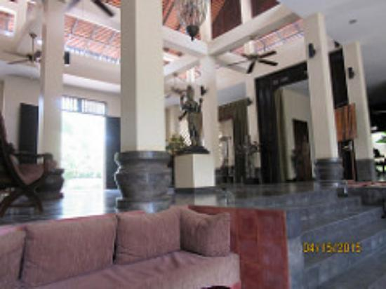 The SAMAR Villa & Spa Resort: Lobby