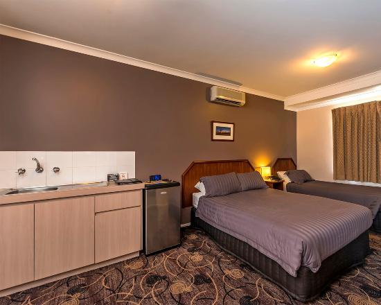 Bayswater, ออสเตรเลีย: Guest room