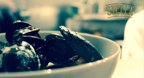 Ventnor City, NJ: Prince Edward Island Mussels