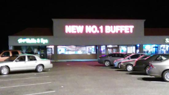 New Number 1 Buffet