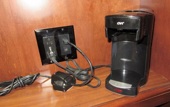 Mehlville, MO: In room coffee maker