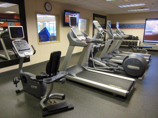 Mehlville, MO: Fitness room