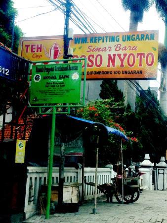 Rumah Makan Roso Nyoto