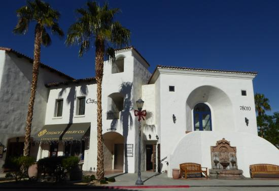 Old Town La Quinta: Great Architecture