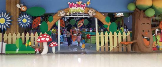 Interior picture of mall alam sutera serpong tripadvisor mall alam sutera magical garden playground skating rink info 021 2985 3838 thecheapjerseys Image collections