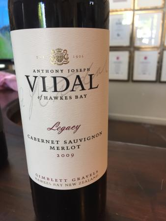 Vidal Estate Cellar Door