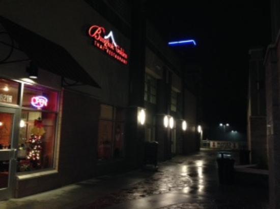 Thai Restaurant Fairfax Va University Mall
