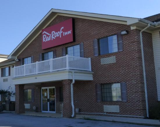 Red Roof Inn Hartselle