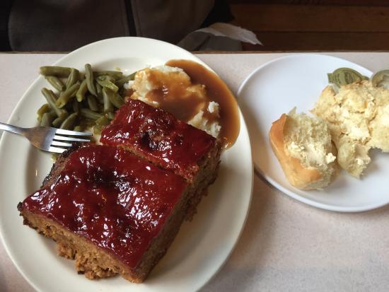 Shenandoah, IA: Meatloaf Special