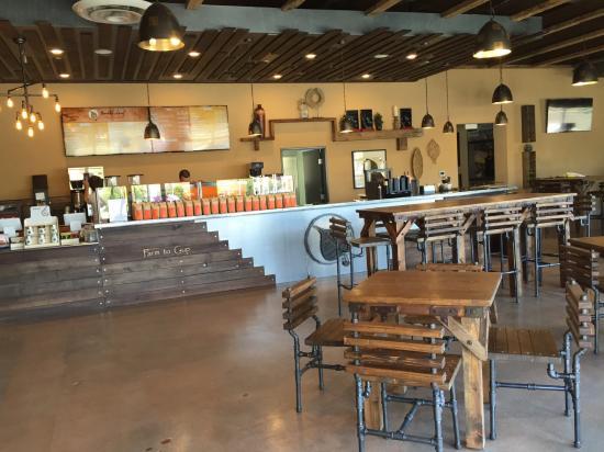 Photo of Restaurant Bondi Leaf Coffee Bar at 428 W Katella Ave, Orange, CA 92867, United States