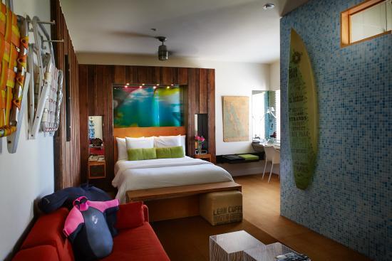 Attractive La Casa Del Camino: Casa Surf Room