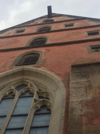 St. Johannis: adorei as paredes com seus reboco.