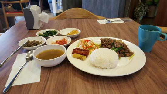 Dae Jang Geum Korean BBQ Restaurant