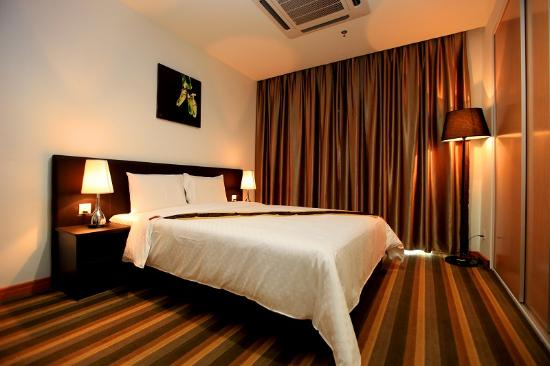 Merdeka Suite Hotel: STUDIO SUITES