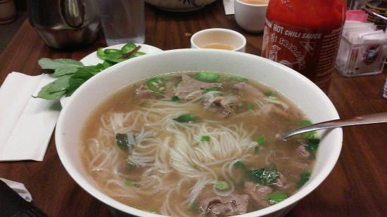 Fife, WA: Best Pho in the area