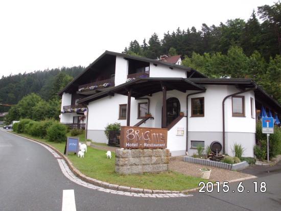 Hotel Restaurant Brigitte