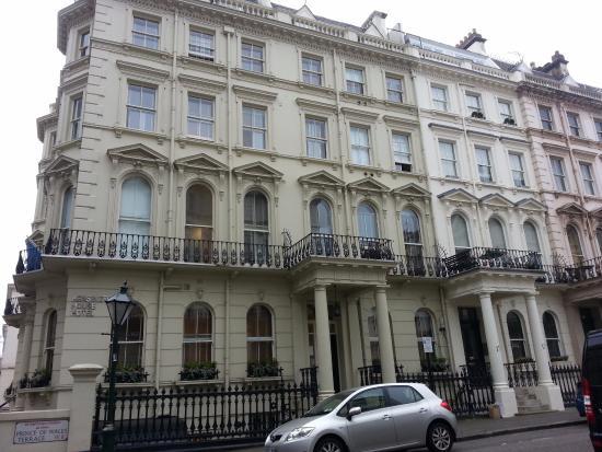 hotel picture of kensington house hotel london. Black Bedroom Furniture Sets. Home Design Ideas