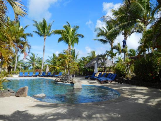 Wananavu Beach Resort Pool