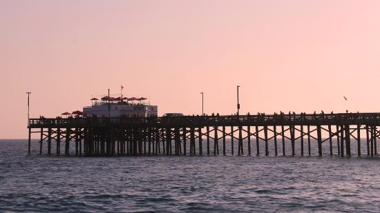 Balboa Island, Califórnia: Ruby's Diner - Newport Beach