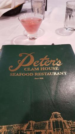 Island Park, NY: The menu had something for everyone