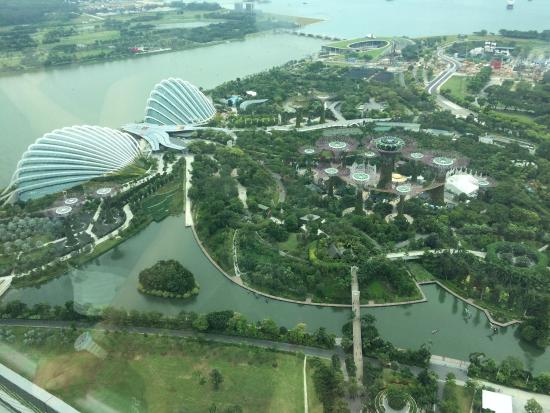Mbs Picture Of Marina Bay Sands Singapore Tripadvisor