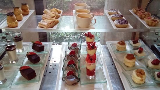 Residence & Spa at One&Only Royal Mirage Dubai : Afternoon tea