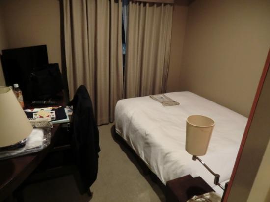 Hotel Sunroute Gotanda: 室内