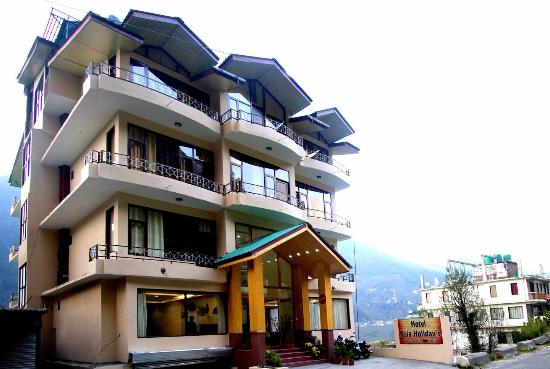 Kullu Manali Hotel Room Rate