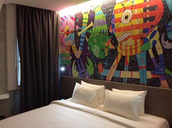 ARTOTEL Thamrin - Jakarta: nice room design & nice room design - Picture of ARTOTEL Thamrin - Jakarta Jakarta ...