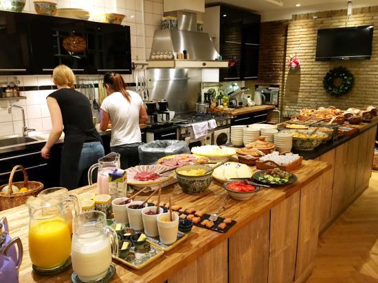 Bertrams Guldsmeden - Copenhagen: Breakfast FTW!