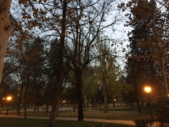 Parque Emperatriz Maria de Austria