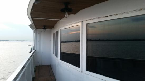 Private Sundeck Picture Of Vintage Luxury Yacht Hotel Yangon