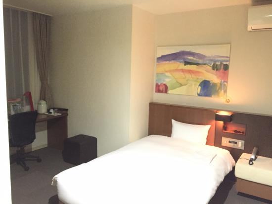 Hotel Tohkai: 広い客室