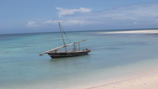Kipepeo Beach Village: Dekeza Dhows