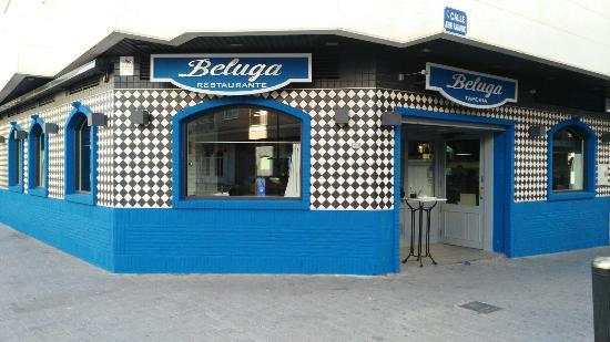 Restaurante - Taperia Beluga