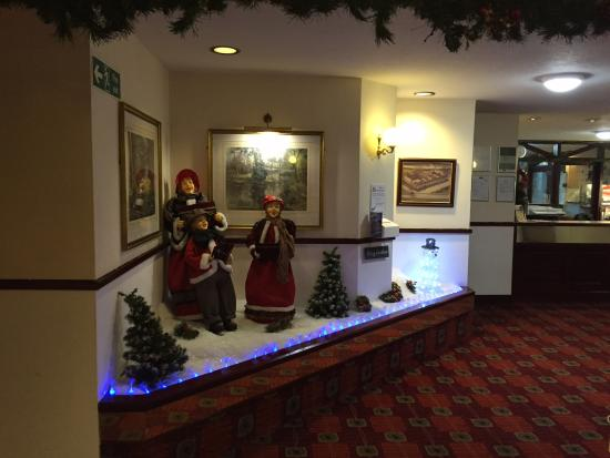 Bay Eden Arms Hotel: Christmas at Eden Arms hotel.