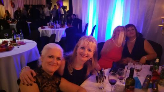 Crowne Plaza Liverpool City Centre Lovely Christmas Party 181215