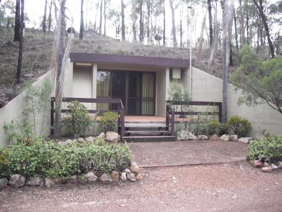 Possum Park: Bunker accommodation
