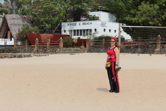Chinteche, Malawi: Kande Beach Resort