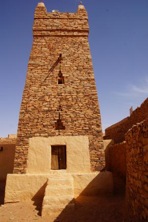 Mauritania attractions, landmarks, hotels