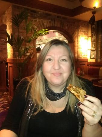 Frankie and Benny's: Great food and service