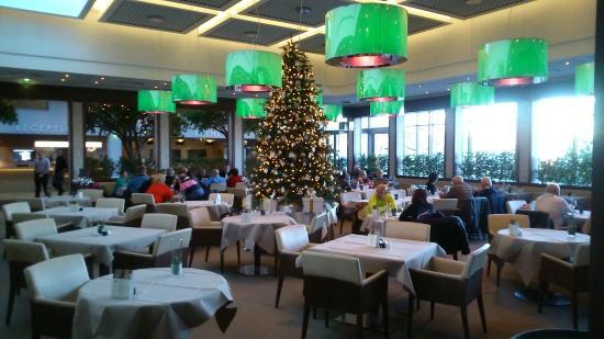 La Brasserie du Resort : LA SALLE