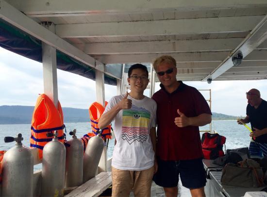 Koh Rong Dive Center: photo1.jpg