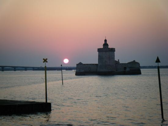 Bourcefranc le Chapus, Prancis: A proximité, le fort Louvois
