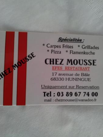 Chez Mousse