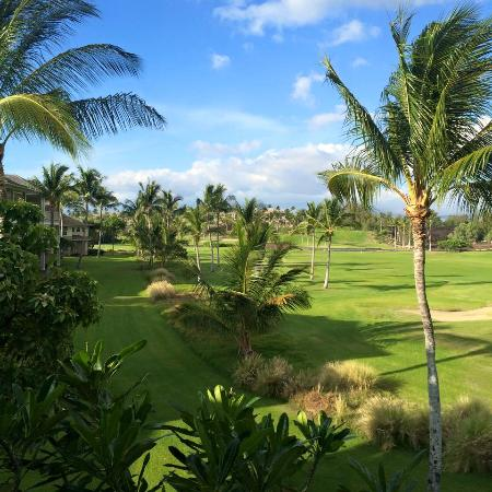 Outrigger Waikoloa Beach Villas: View from room